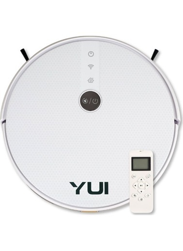 Yui Yui C30B Vacuum Mop Akıllı Robot Süpürge Beyaz